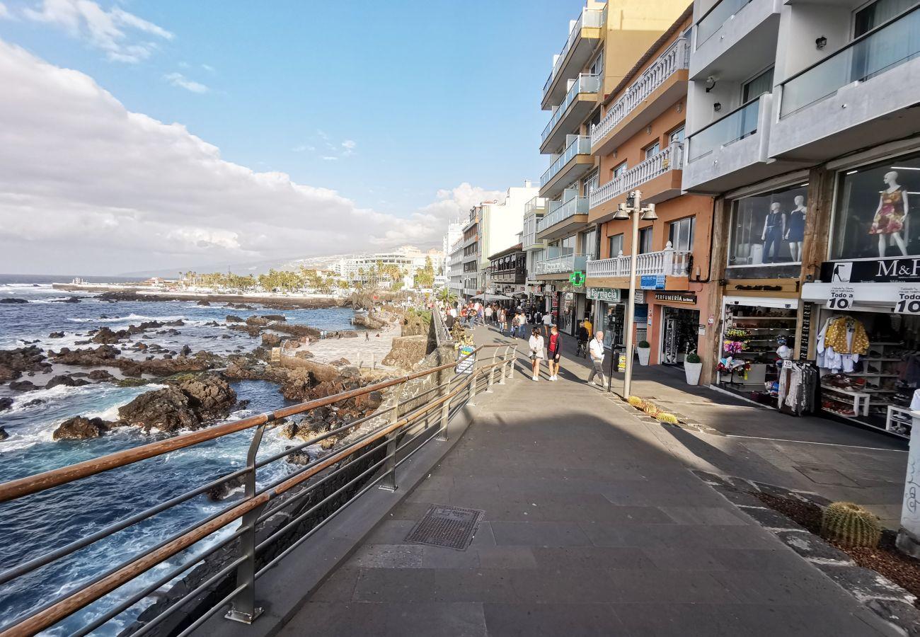 Apartamento en Puerto de la Cruz - Home2Book Botanic Garden Apartment, terrace & wifi
