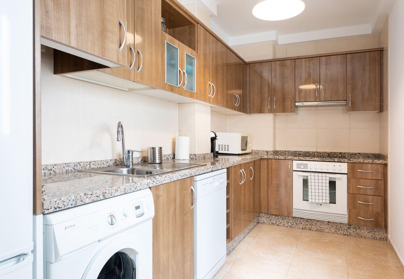 Apartamento en Arona - Home2Book Beautiful Duplex Parque La Reina + Wifi