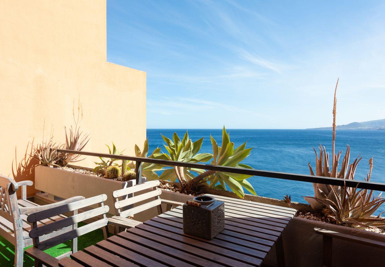 Apartamento en El Rosario - Home2Book Amazing Ocean View Apartment Tabaiba