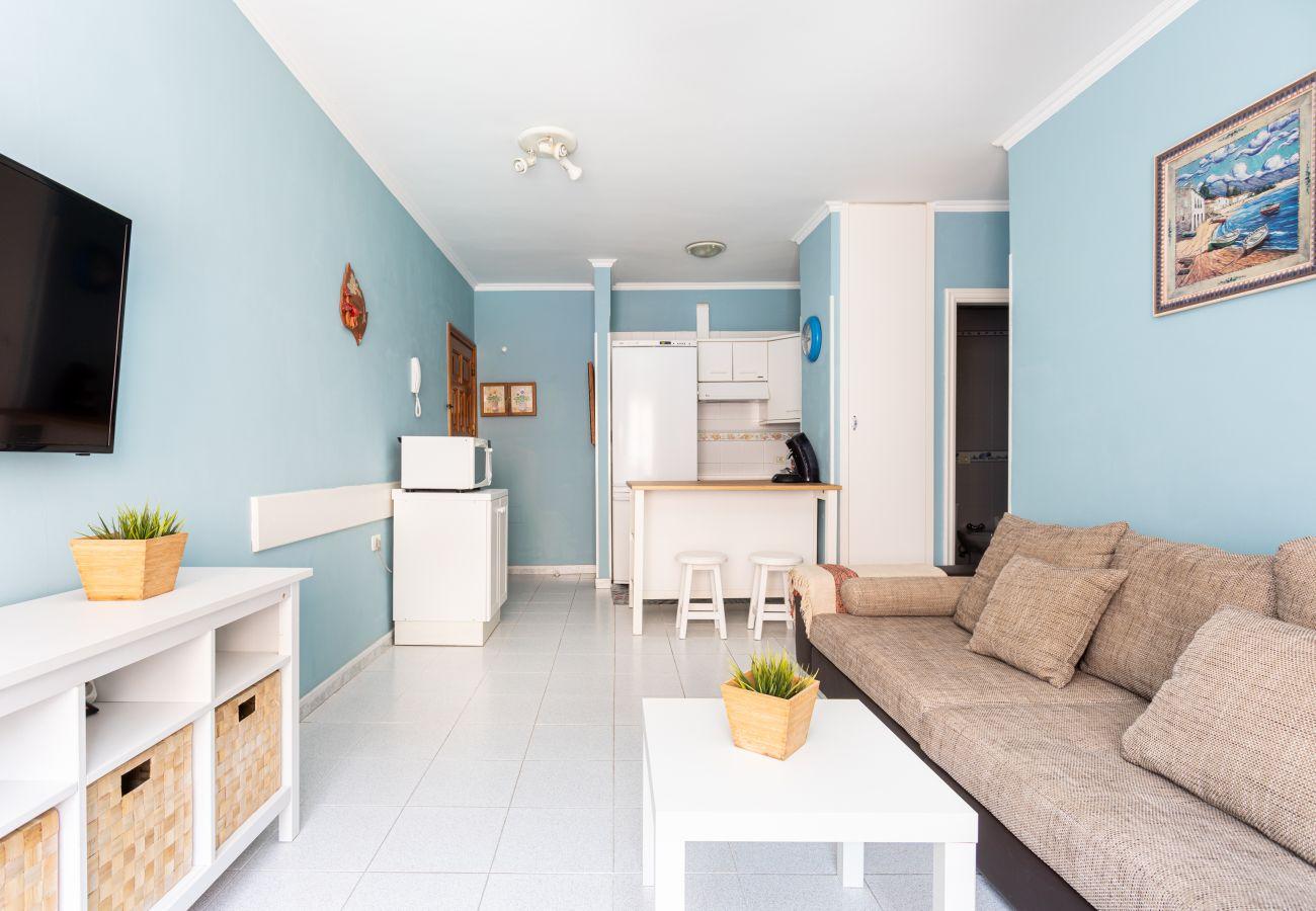 Apartamento en Candelaria - Home2Book Beach and Pool Caletillas Terrace Apart