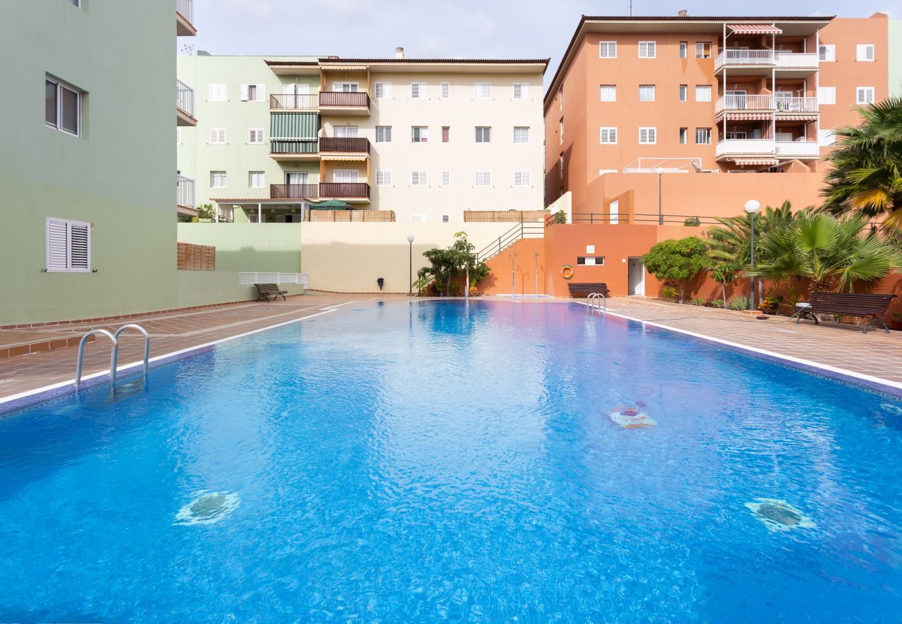 Apartamento en Candelaria - Home2Book Charming Apartment Candelaria, Wifi & Pool