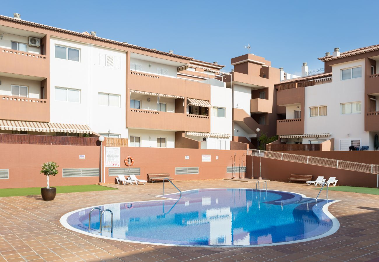 Apartamento en Güimar - Home2Book Cozy Apartment Puertito, Pool & Wifi