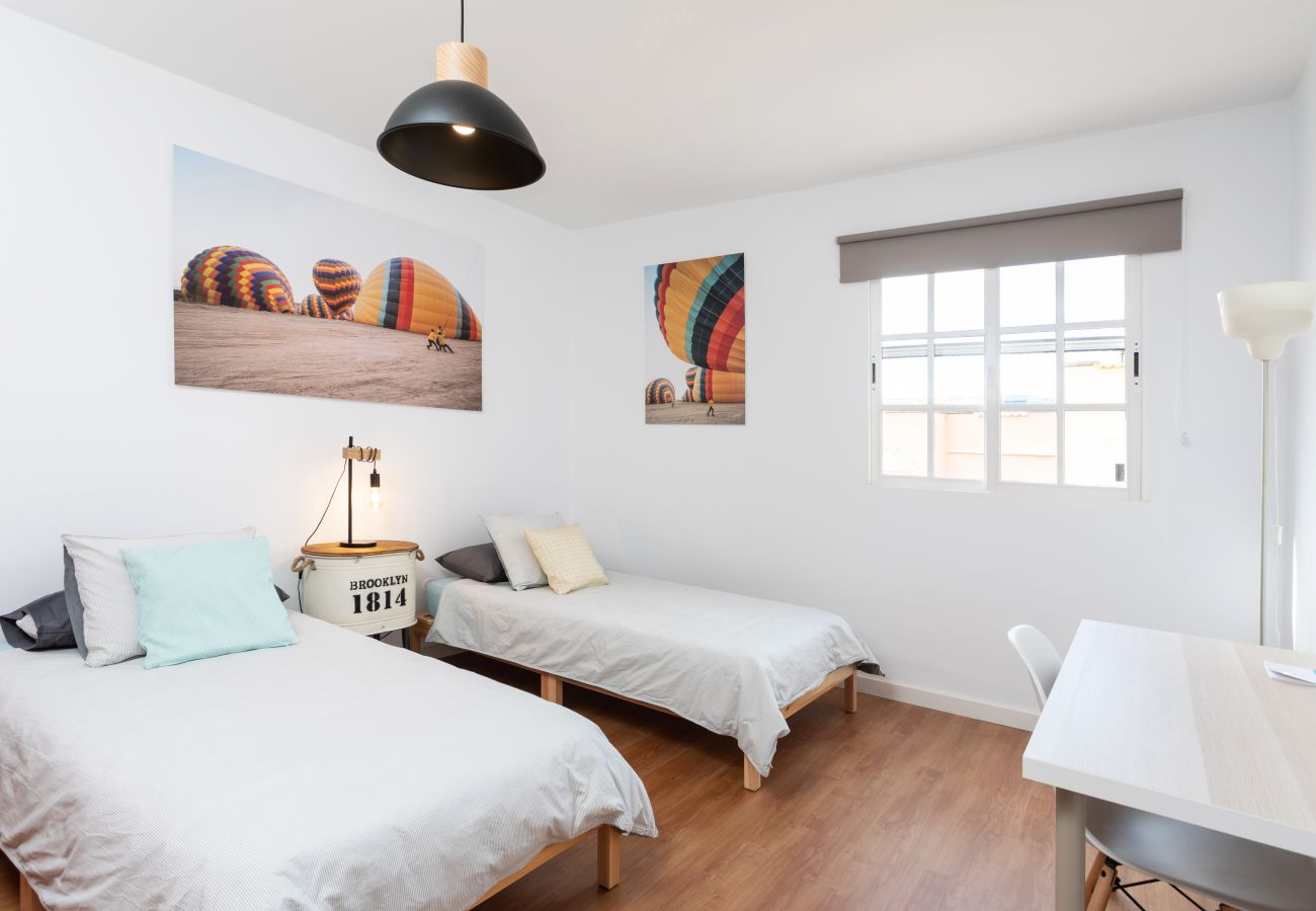 Apartamento en Santa Cruz de Tenerife - Home2Book Design Apart Santa Cruz Center + Wifi