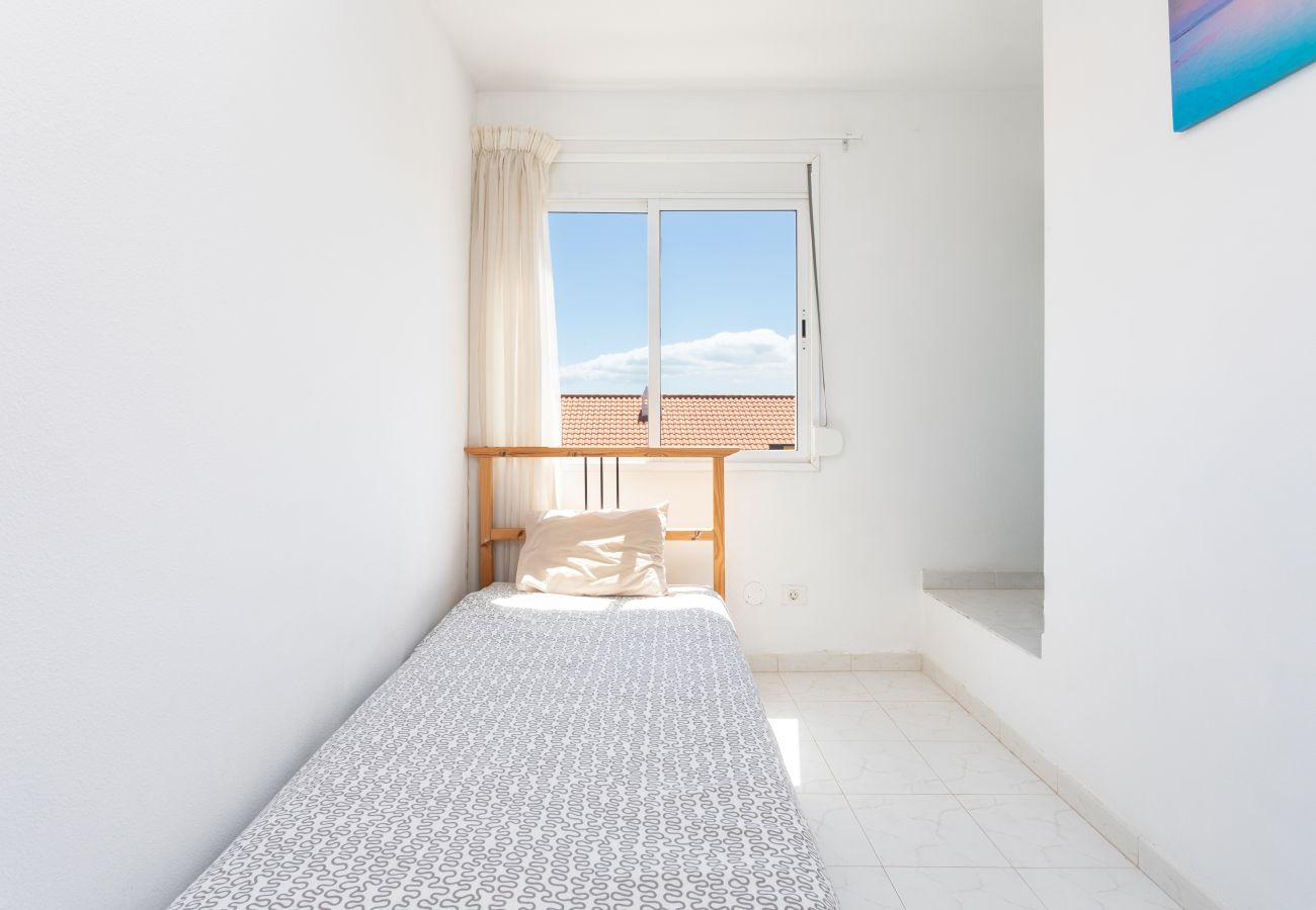 Apartamento en El Medano - Home2Book Duplex El Medano Pool & Terrace