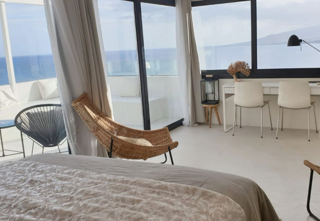 Apartamento en El Rosario - Home2Book Panoramic Sea Views Loft, Wifi