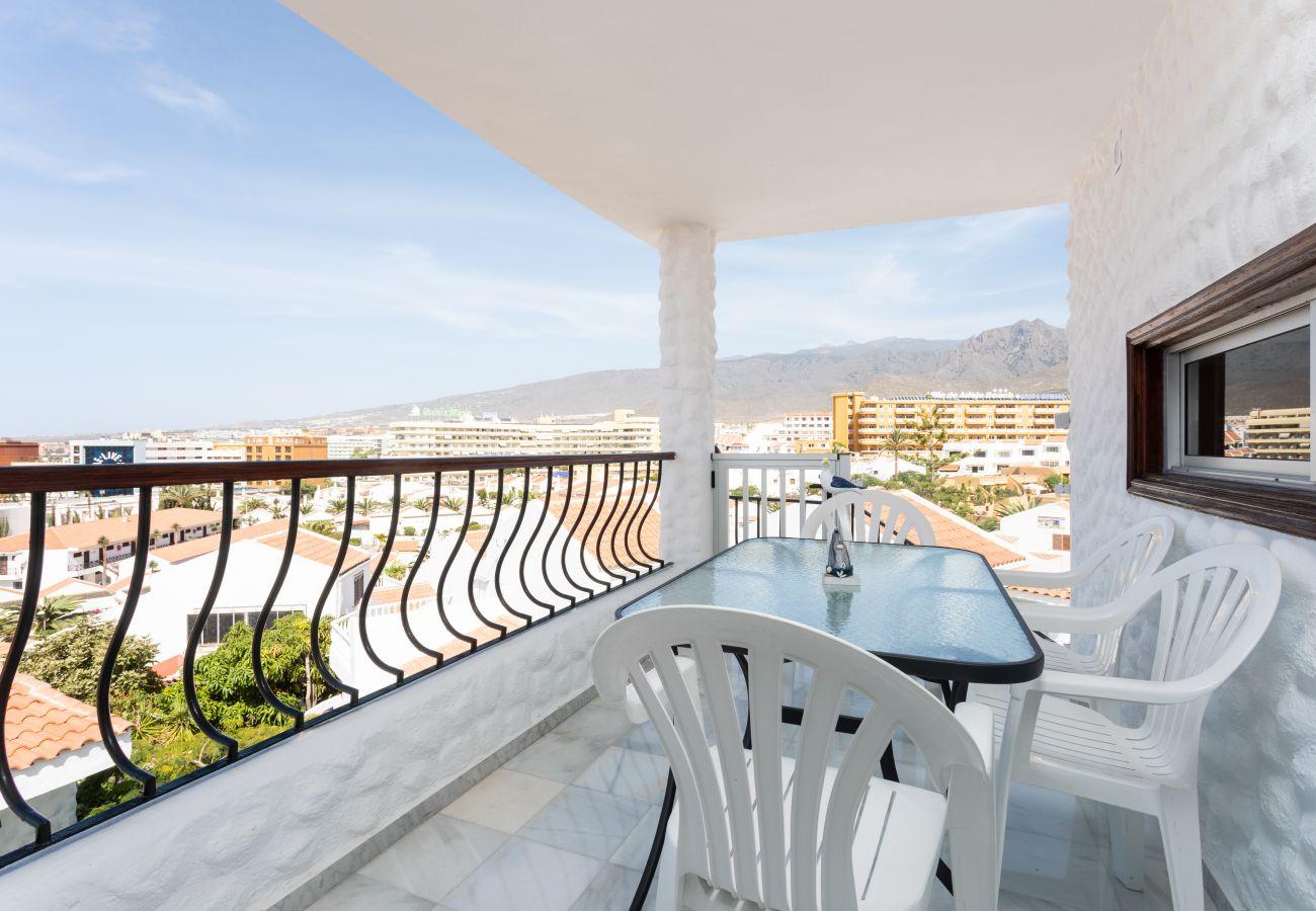 Apartamento en Adeje - Home2Book Stunning Sea Views Adeje, Wifi & Pool