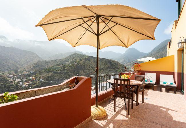 Apartamento en Hermigua - Home2Book Stunning View La Era2 de Hermigua & Wifi