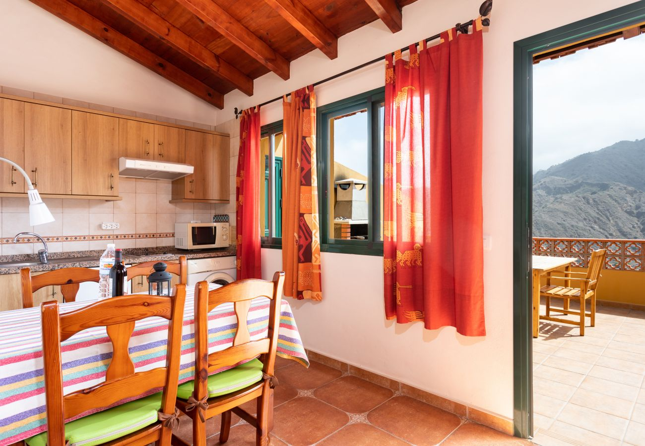 Apartamento en Hermigua - Home2Book Stunning View La Era3 de Hermigua & Wifi
