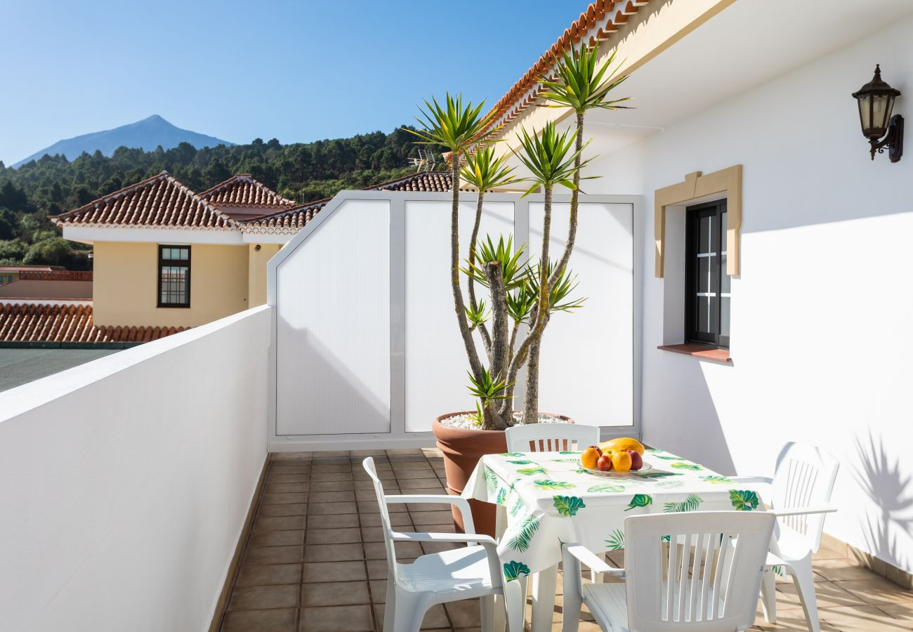 Apartamento en El Tanque - Home2Book Volcano Views & Terrace El Tanque +2px