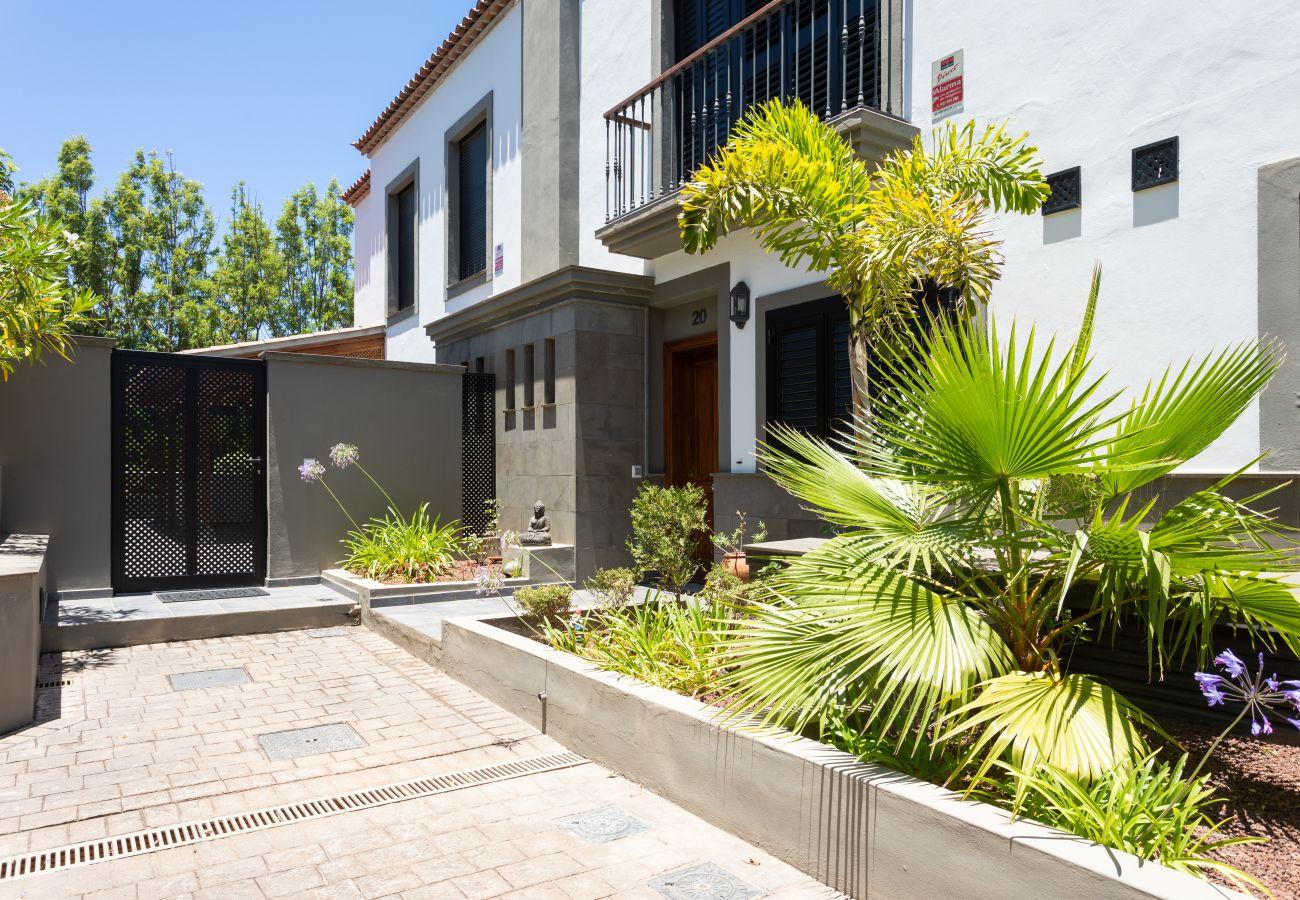 Casa adosada en El Sauzal - Home2Book Design El Sauzal, Private Garden & BBQ