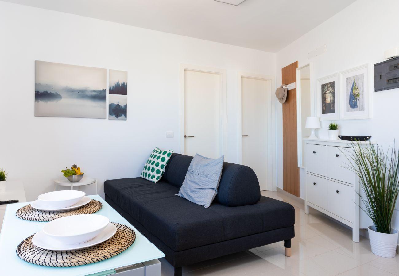 Apartamento en Bajamar - Home2Book Design Bajamar Natural Pool & Beach