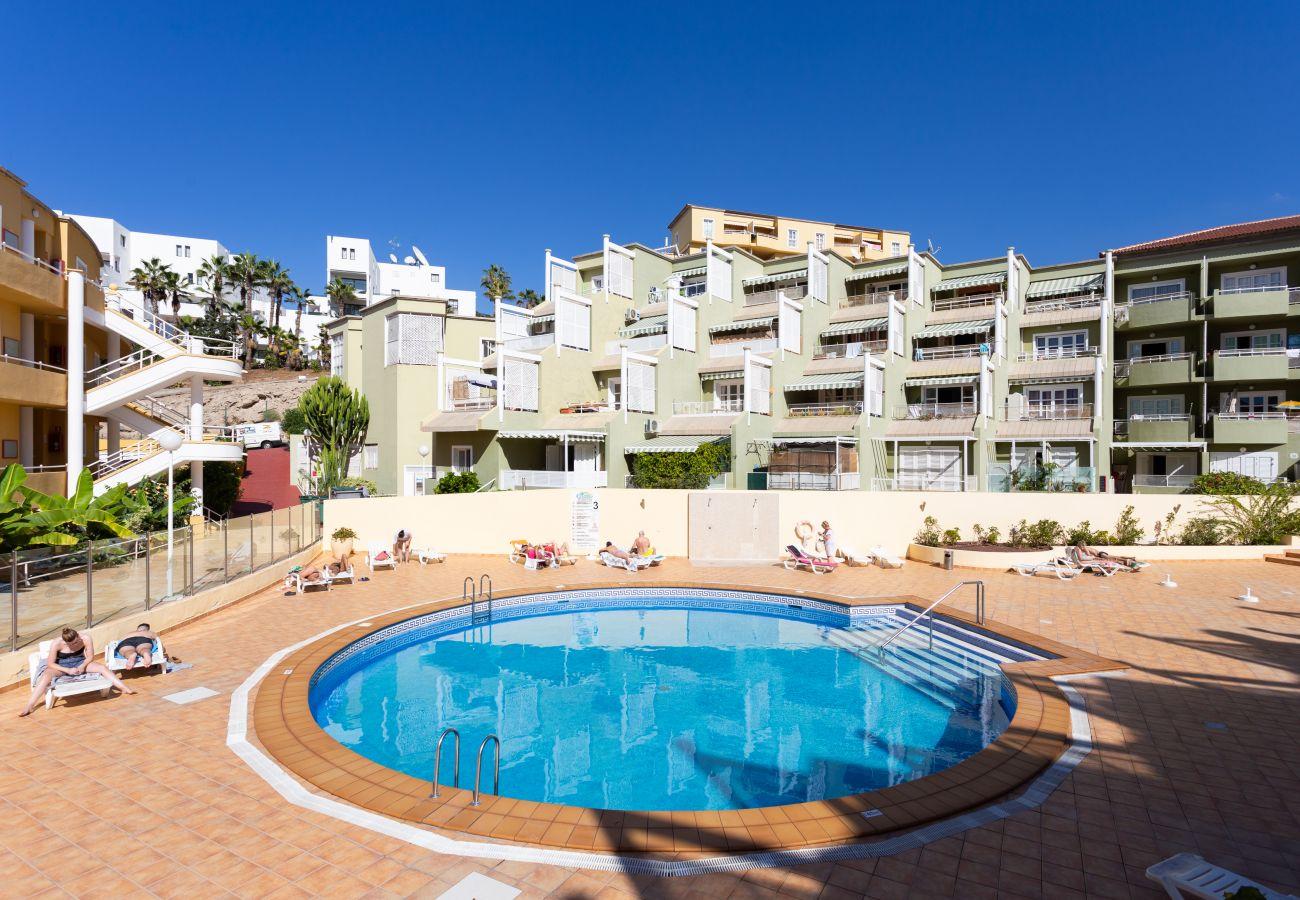 Apartamento en Adeje - Home2Book Apart Orlando Costa Adeje, Pool & Beach