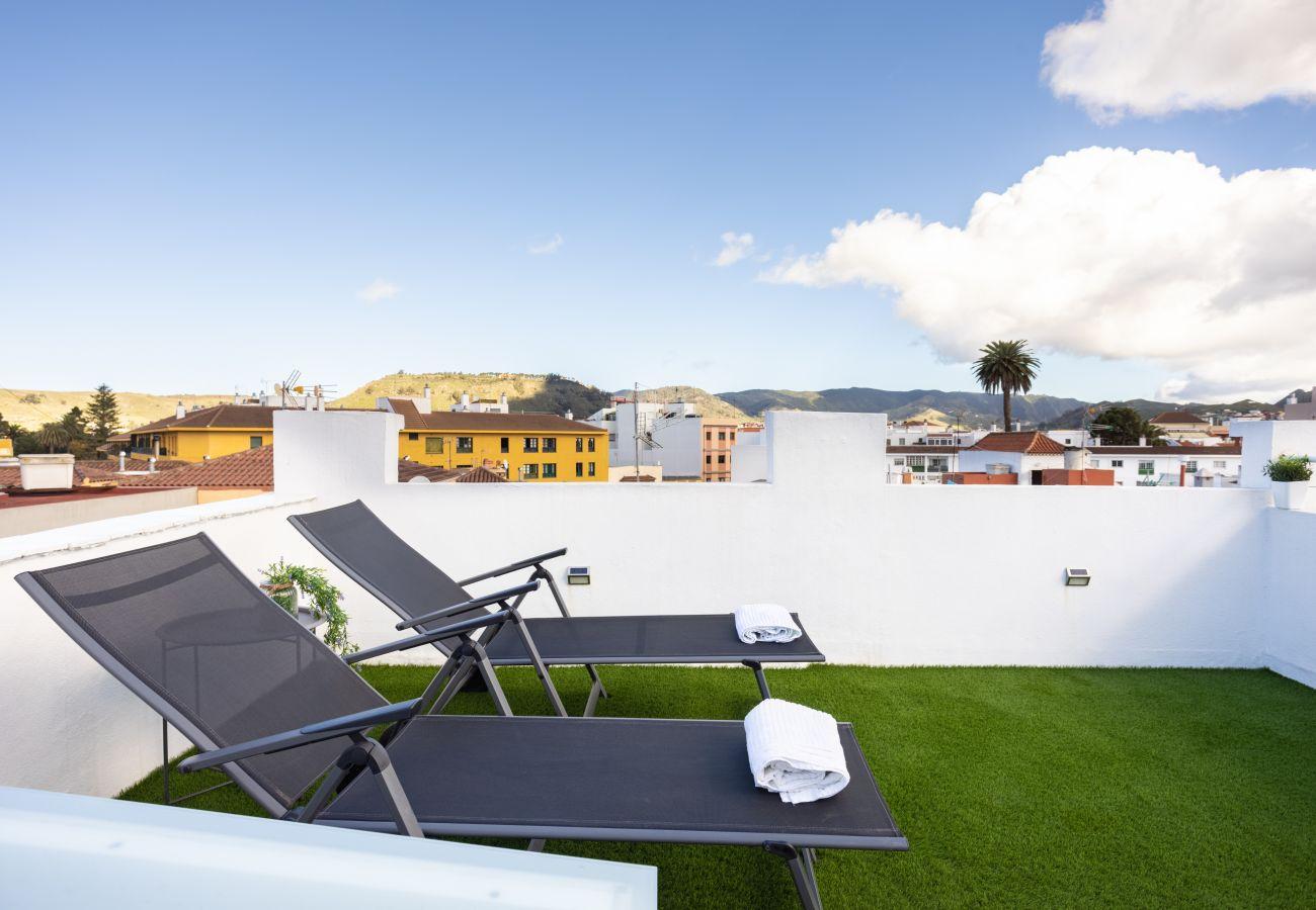 Apartamento en San Cristobal de La Laguna - Home2Book Vintage American Deluxe La Laguna