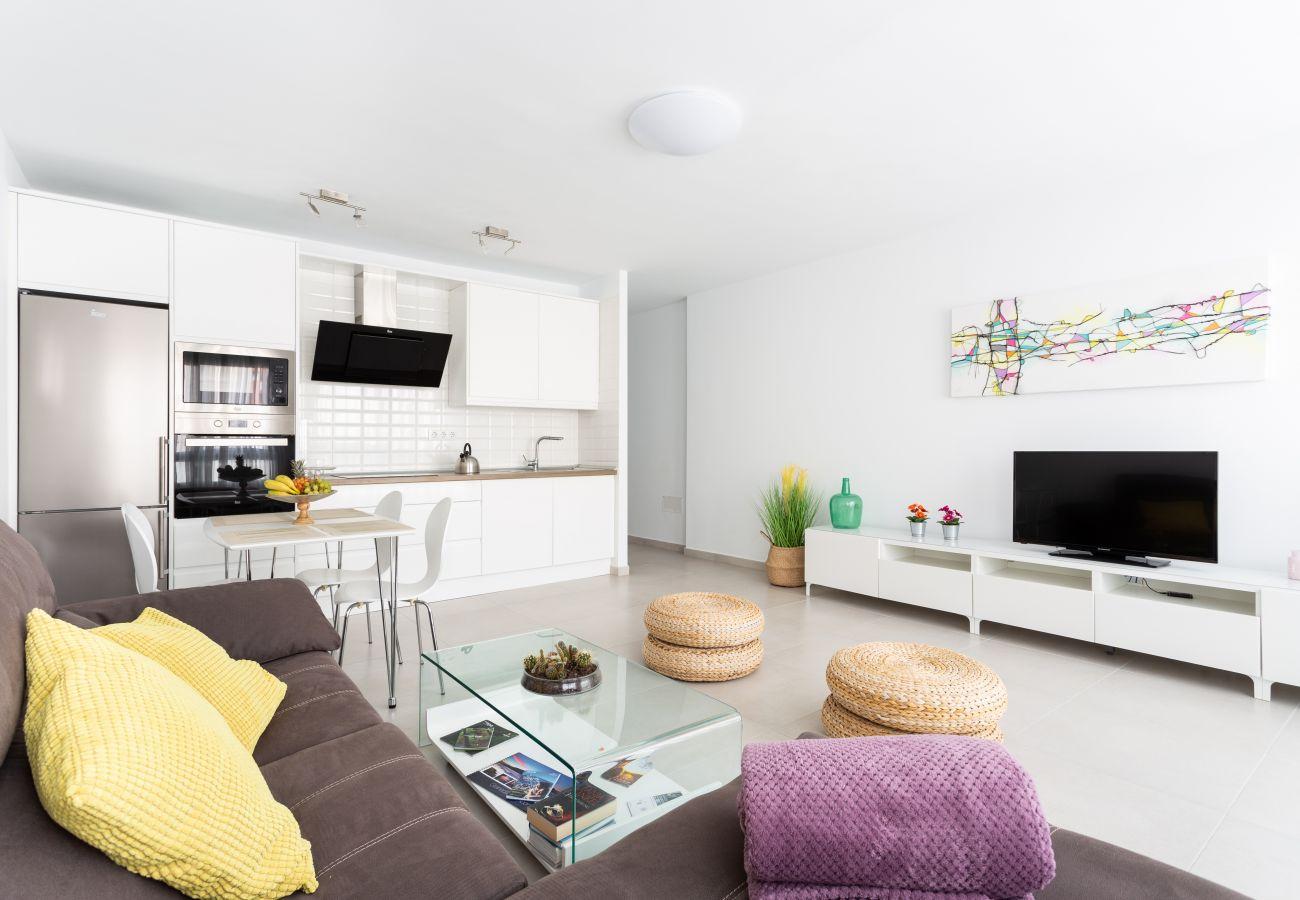 Apartment in El Medano - Home2Book Bright Apartment El Médano Beach