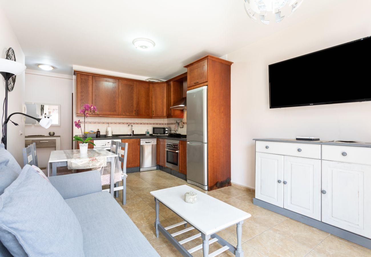 Apartment in Frontera - Home2Book Cosy Apartment La Restinga Diving