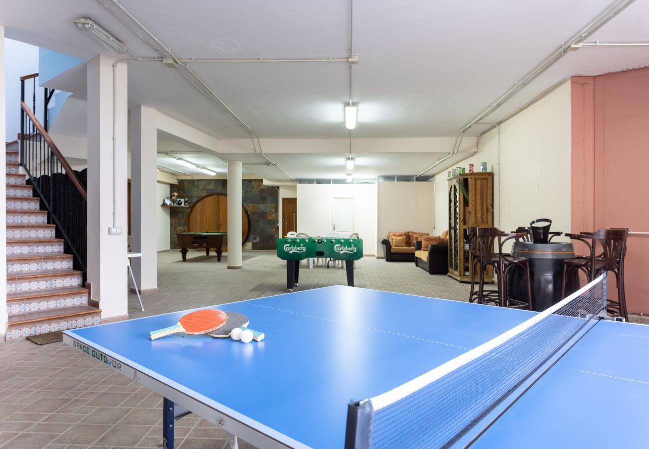 Villa in Tacoronte - Home2Book Luxury El Helecho del Teide, Private Pool