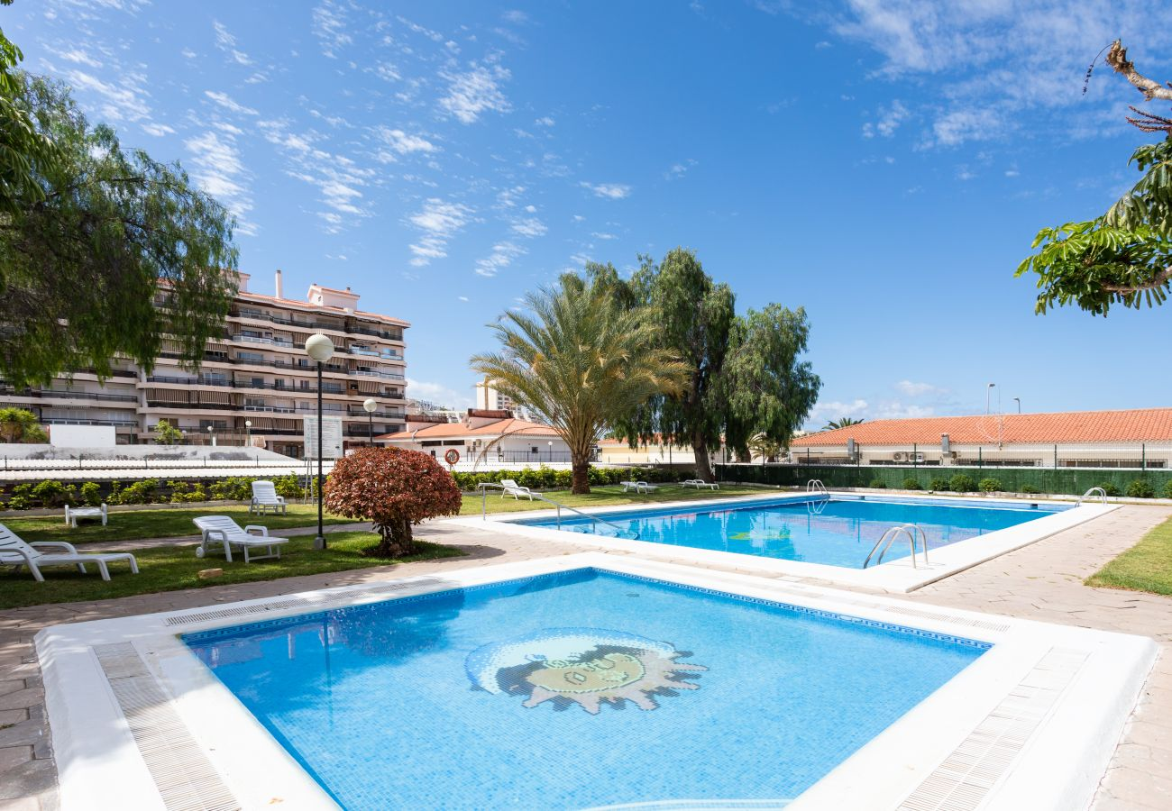 Apartment in Arona - Home2Book Beautiful Apartment Los Cristianos Pool & Wifi