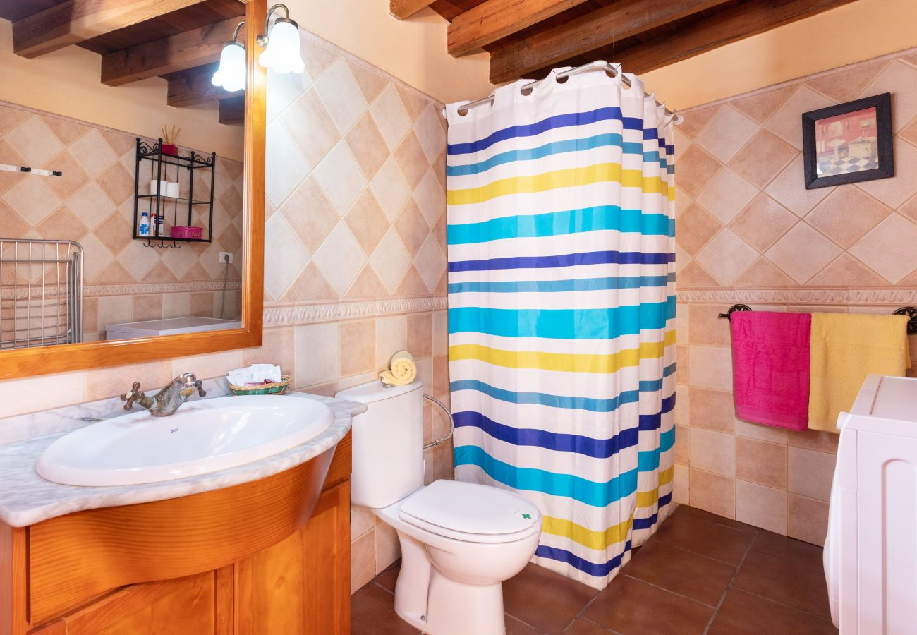 Cottage in Taibique - Home2Book Charming Rustic House El Pinar & Wifi