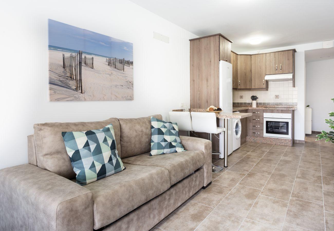 Studio in Bajamar - Home2Book Cozy Studio Bajamar Natural Pool & Beach3