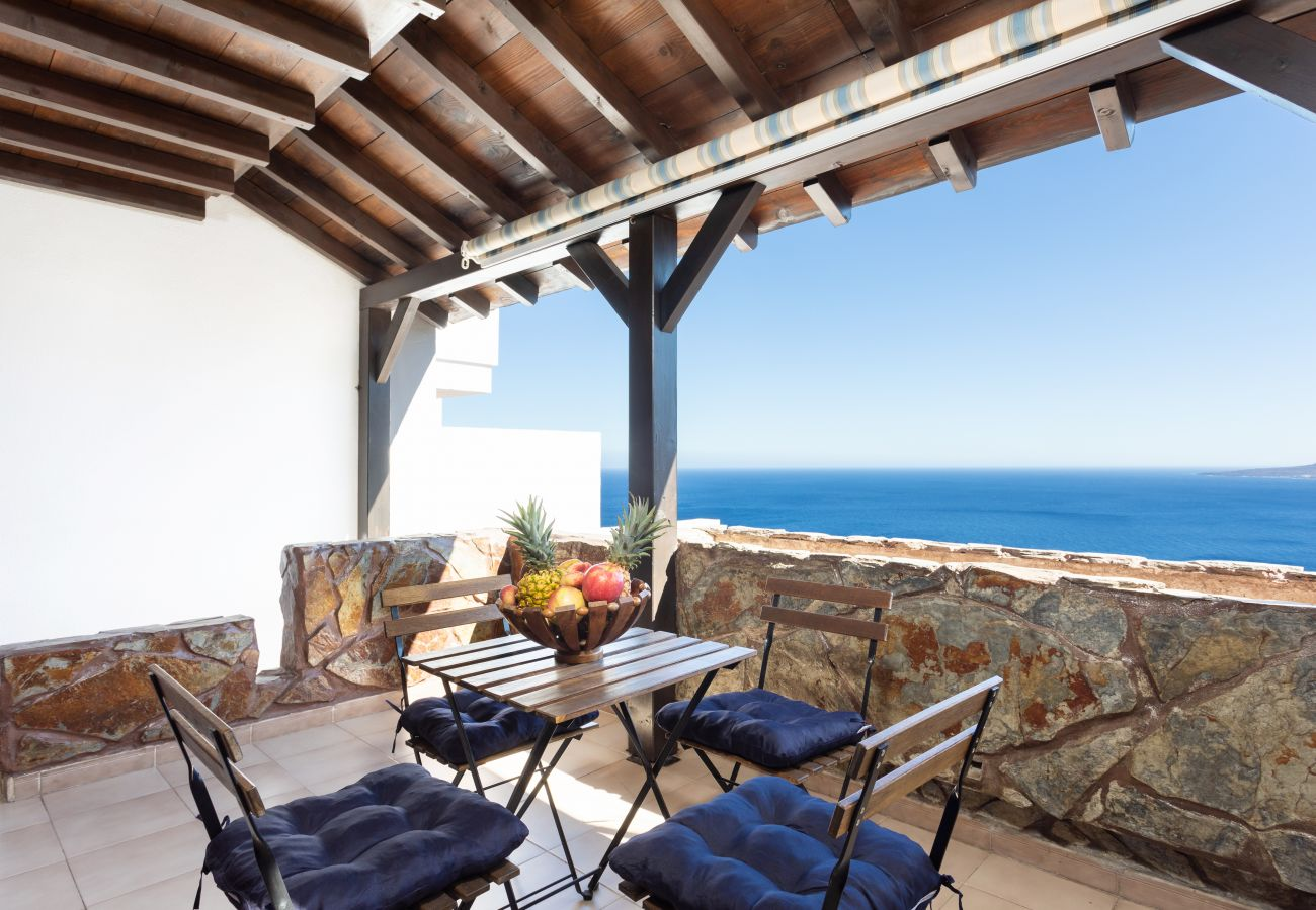 Townhouse in El Rosario - Home2Book Maruja's House Ocean View & Wifi