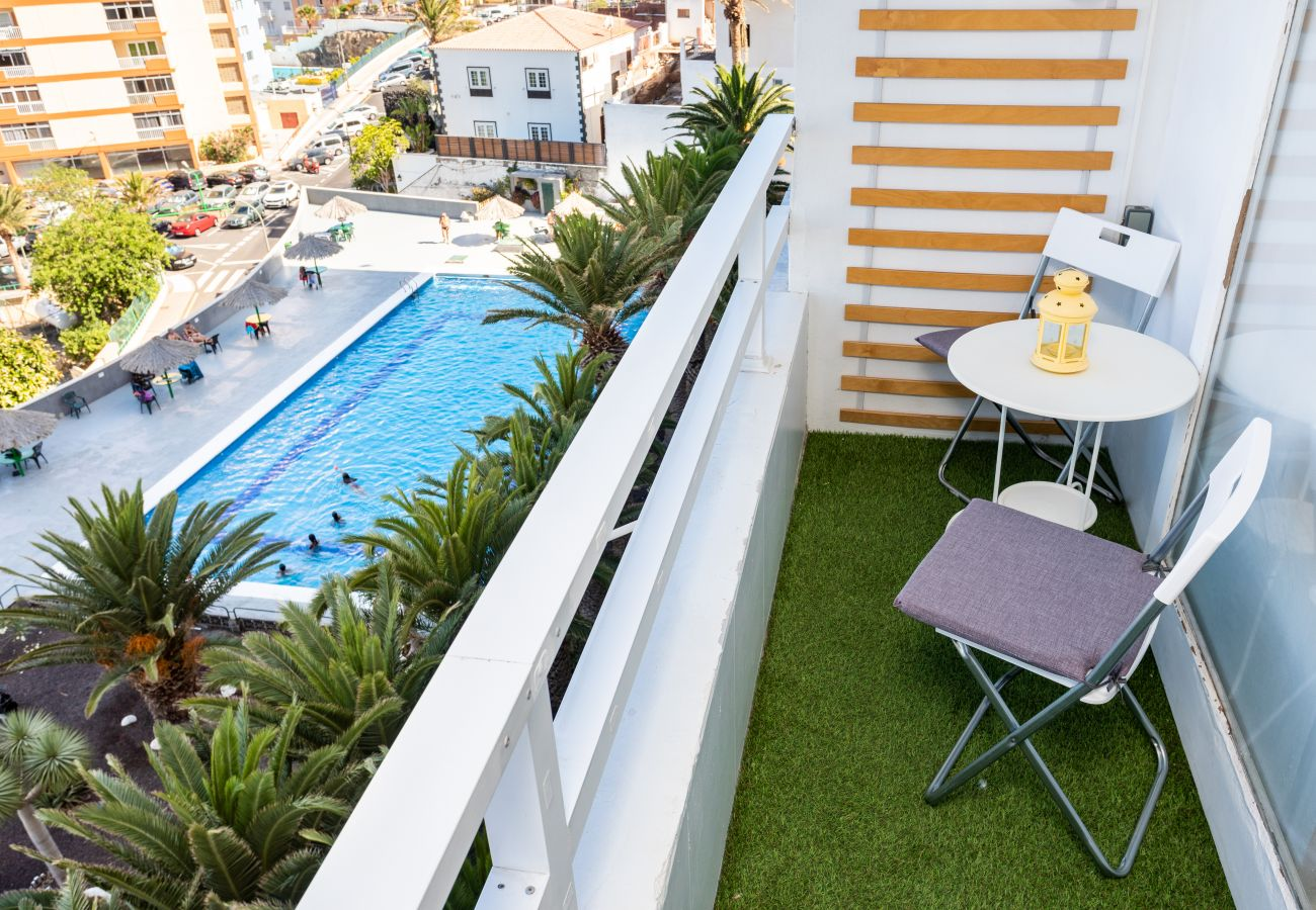 Apartment in Candelaria - Home2Book Ocean View and Pool Caletillas