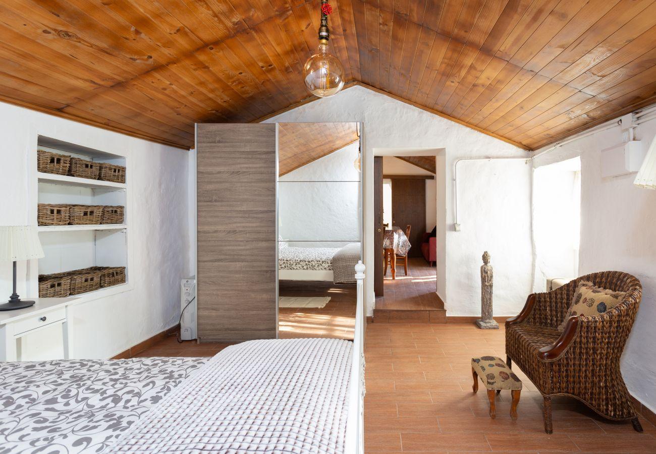 Cottage in Buenavista del Norte - Home2Book Rustic House orchard +Wifi