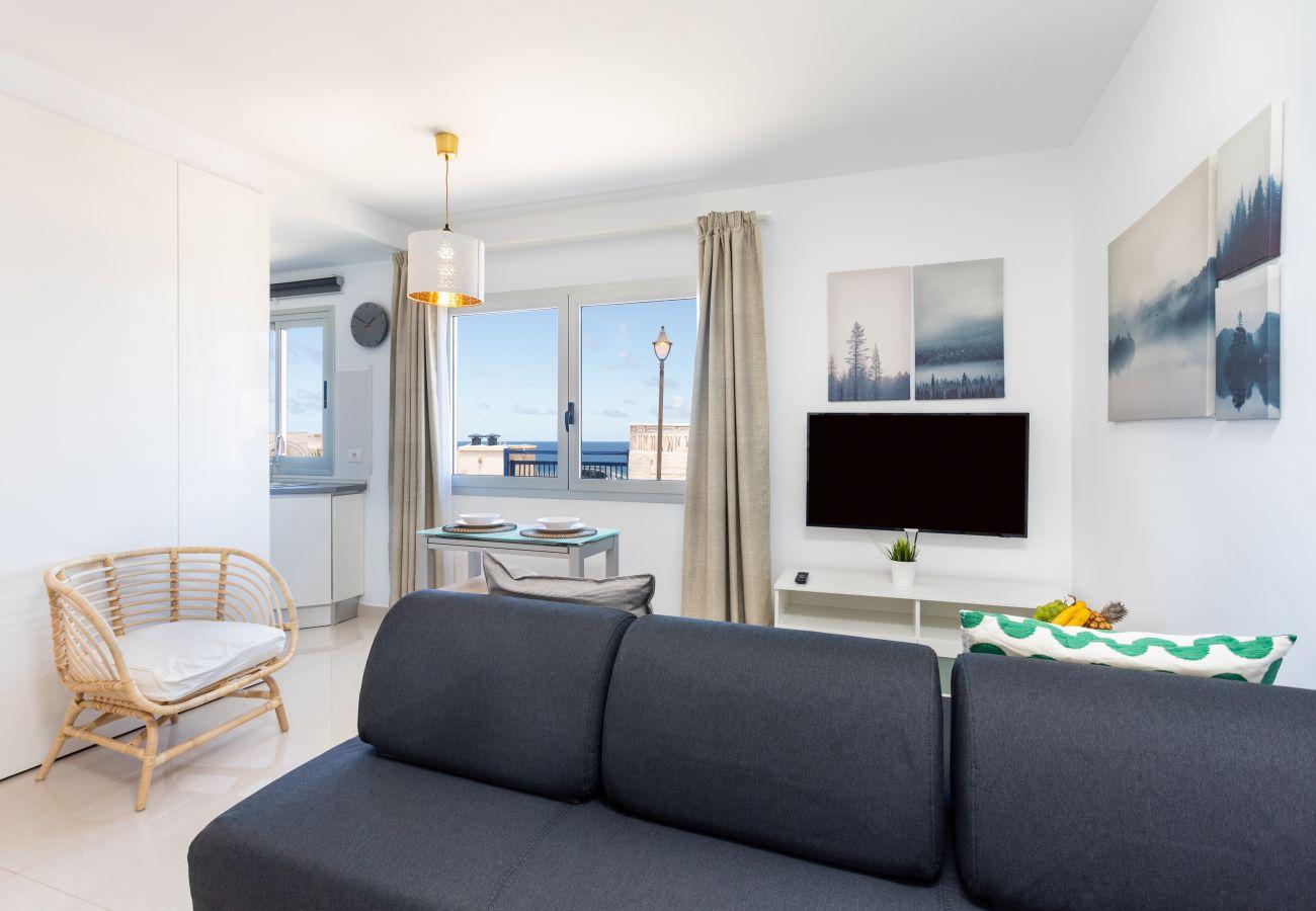 Apartment in Bajamar - Home2Book Design Bajamar Natural Pool & Beach