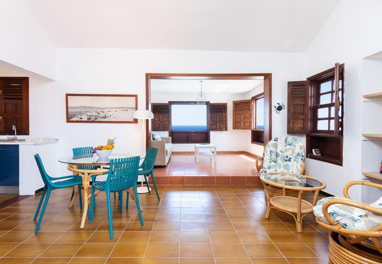 House in Caleta de Fuste - Antigua - Home2Book Stunning Sea Front House Caleta de Fuste