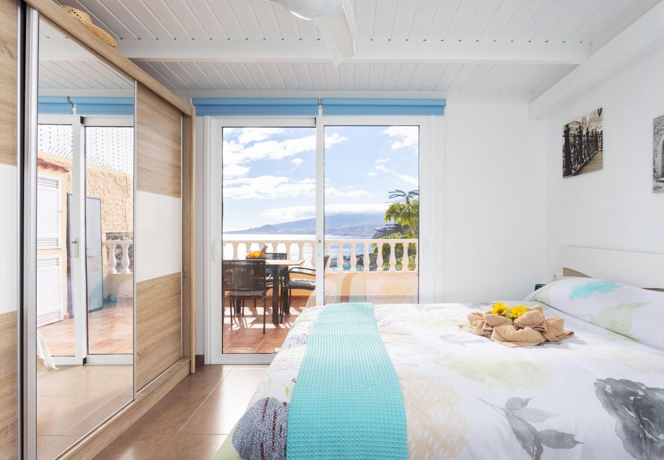 Apartment in El Rosario - Home2Book Amazing Sea Views, Terrace & Pool