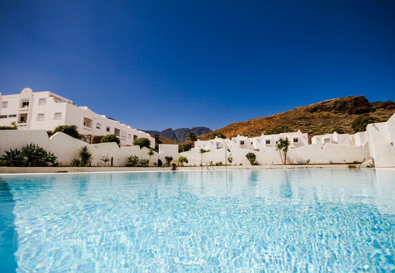 Apartment in Agaete - Home2Book Casa Pizquito Agaete, Wifi & Pool